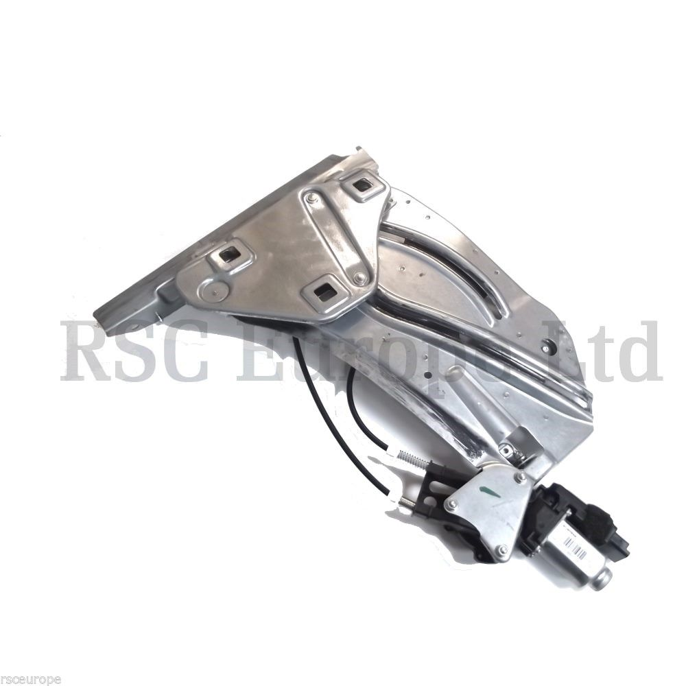 New Megane Convertible Right Rear Window Regulator Motor P on Dodge Window Regulator Replacement